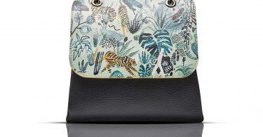 File Bag blu by Regenesi