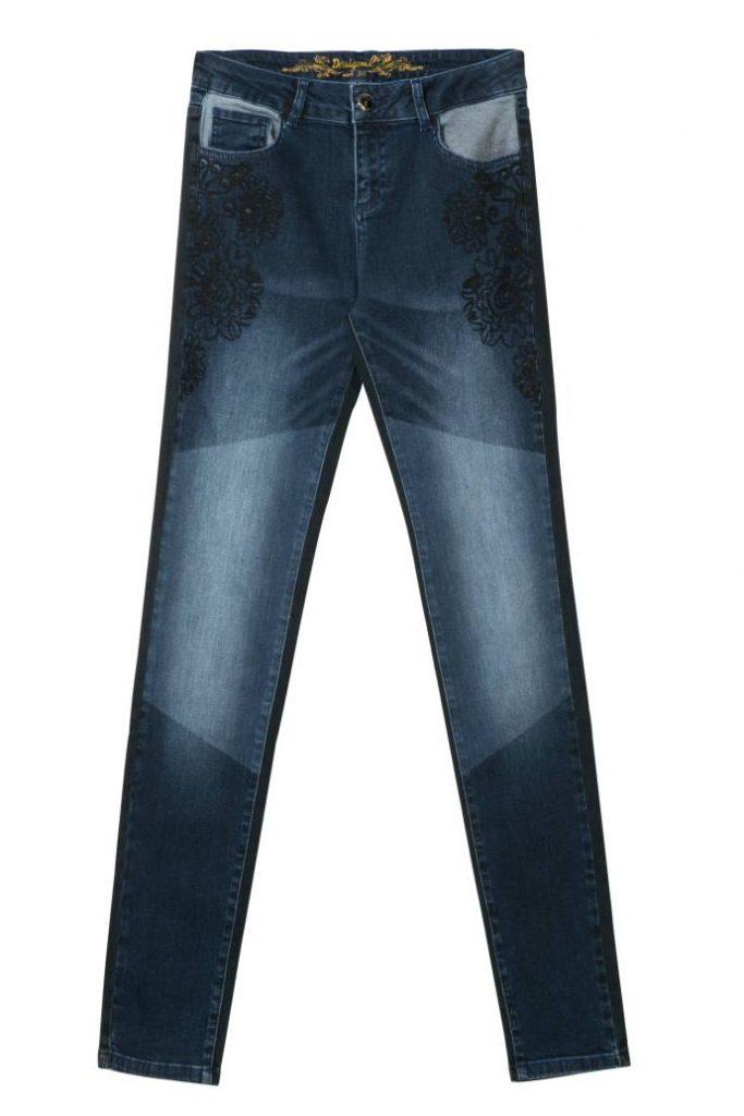 Desigual Exotic Jeans AI 2017-2018