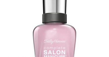 Millennial Pink Sally Hansen Complete Salon Manicure in Pink A Card