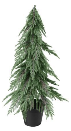 Ikea Fejka Albero di Natale artificiale