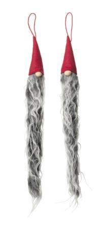 Ikea Vinter 2017 Babbo Natale da appendere