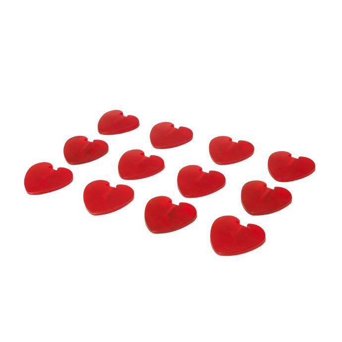 Stråla Decorazioni a forma di cuore Ikea
