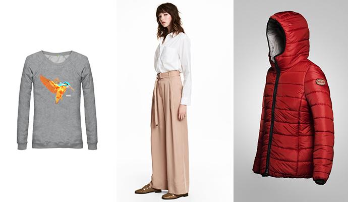 Abbigliamento sostenibile economico