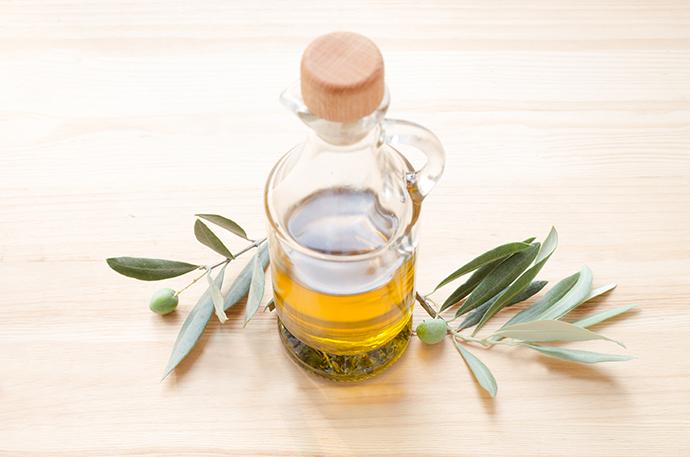 Cosmetici naturali all'olio di oliva