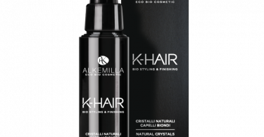 Cristalli K-Hair di Alkemilla