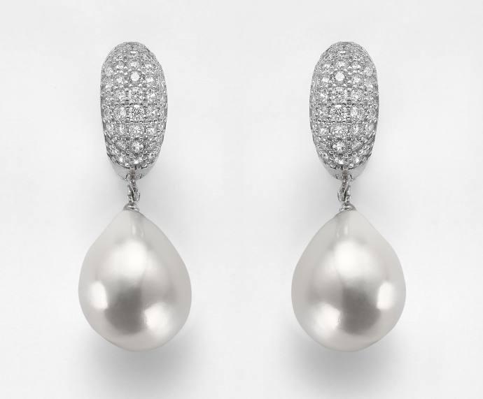 Idee regalo per la mamma Orecchini di perle