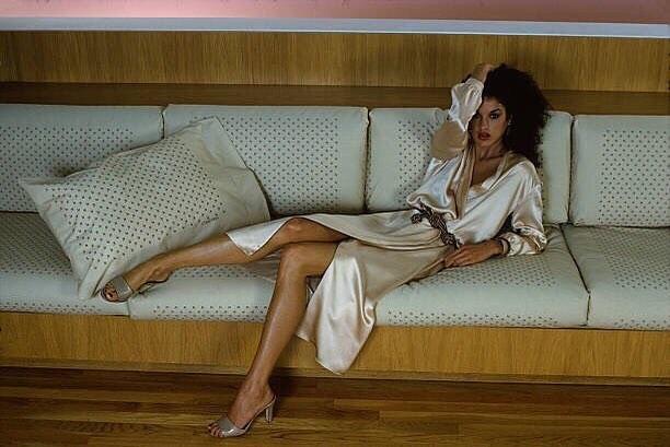 Modelle anni 70 Janice Dickinson