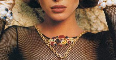 Modelle anni 90 Christie Turlington