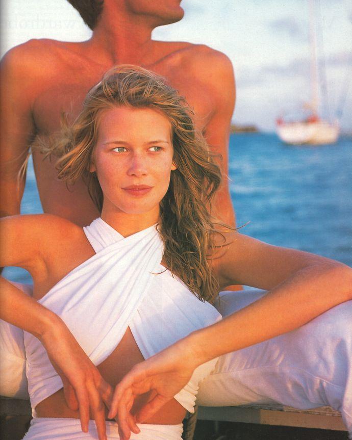 Modelle anni 90 Claudia Schiffer