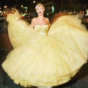 Modelle anni 90 Linda Evangelista