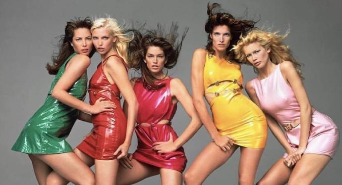 Modelle anni 90