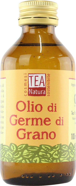 Olio di Germe di Grano di Tea Natura