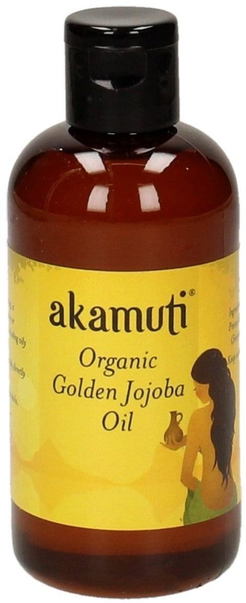 Organic Golden Jojoba Oil di Akamuti