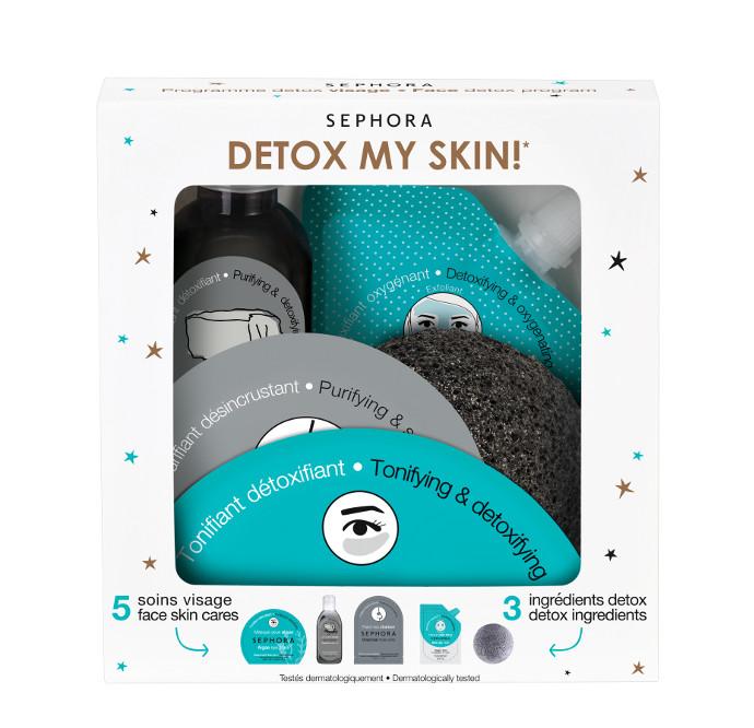Sephora Detox My Skin!
