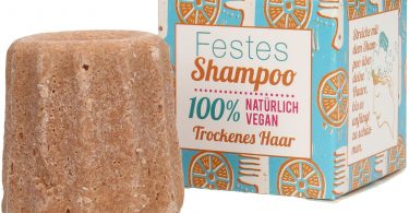 Shampoo solido Lamazuna