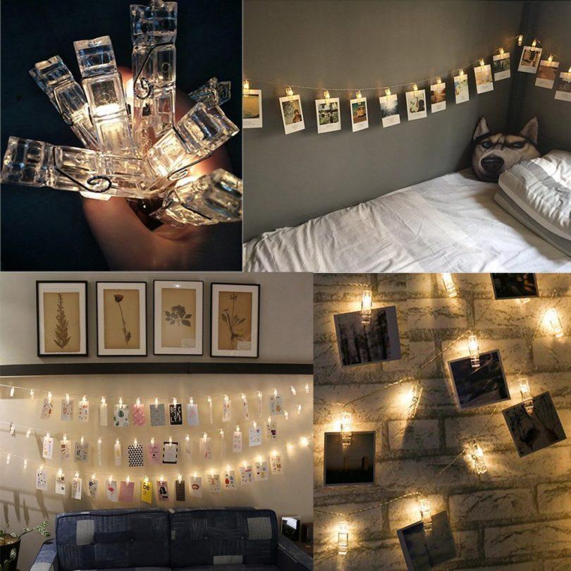 20 foto LED - Amazon