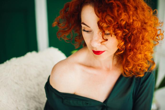 Come scegliere il rossetto secondo il colore dei capelli