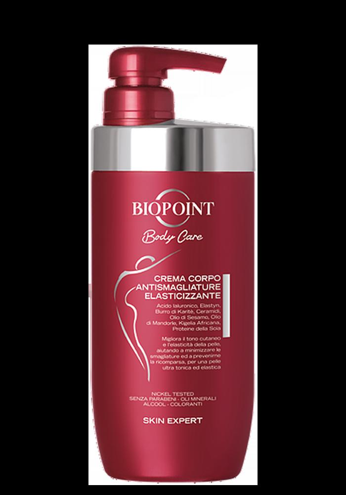 Crema Corpo Antismagliature Elasticizzante di Biopoint