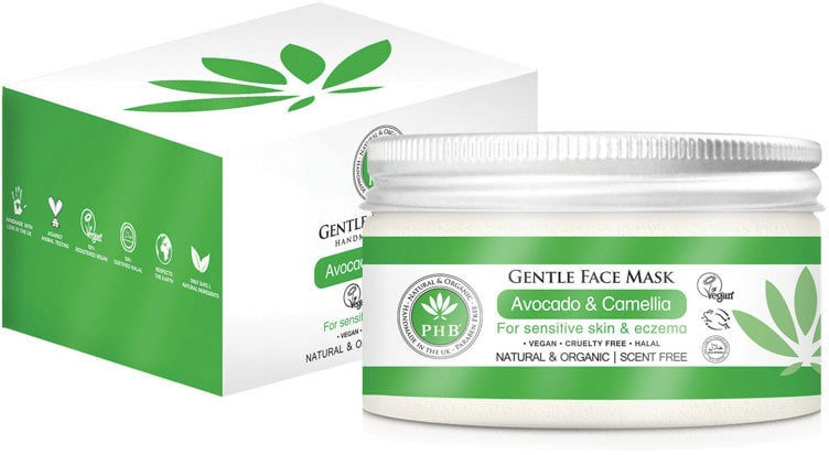 Gentle Face Mask di PHB Ethical Beauty
