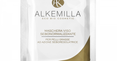 Maschera Sebo Normalizzante di Alchemilla Bio Cosmetics
