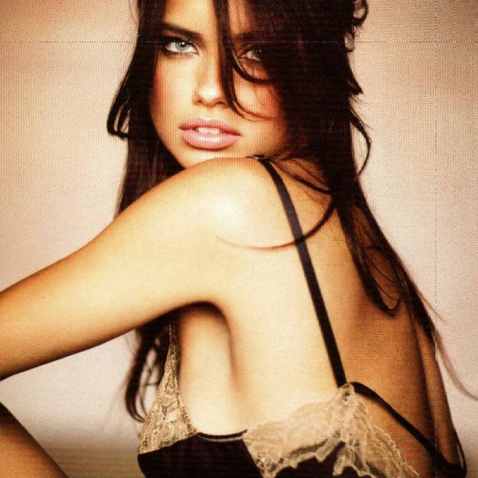 Modelle anni 2000 Adriana Lima