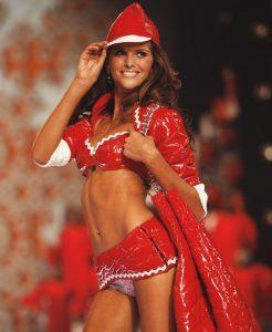 Modelle anni 2000 Izabel Goulart