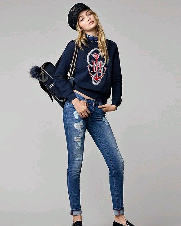Modelle di oggi Gigi Hadid