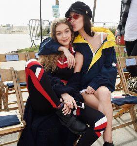 Modelle di oggi Gigi e Bella Hadid