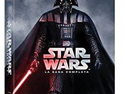 Star Wars cofanetto versione delux su Amazon