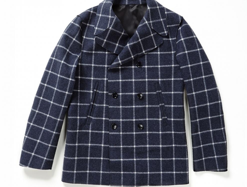 drumohr pea coat