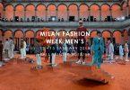 Milano Moda Uomo Autunno Inverno 2018-19