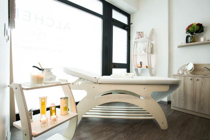 Cabina Estetica Milano : Alchemi beauty salon bar milano non il solito centro estetico