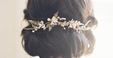 Le più belle acconciature da sposa raccolte