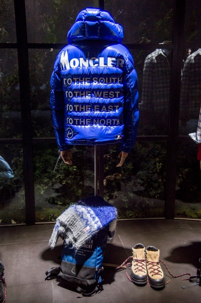 Moncler Palm Angels