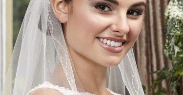 Le più belle acconciature da sposa con velo
