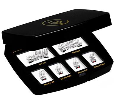 Ciglia magnetiche One Two Cosmetics
