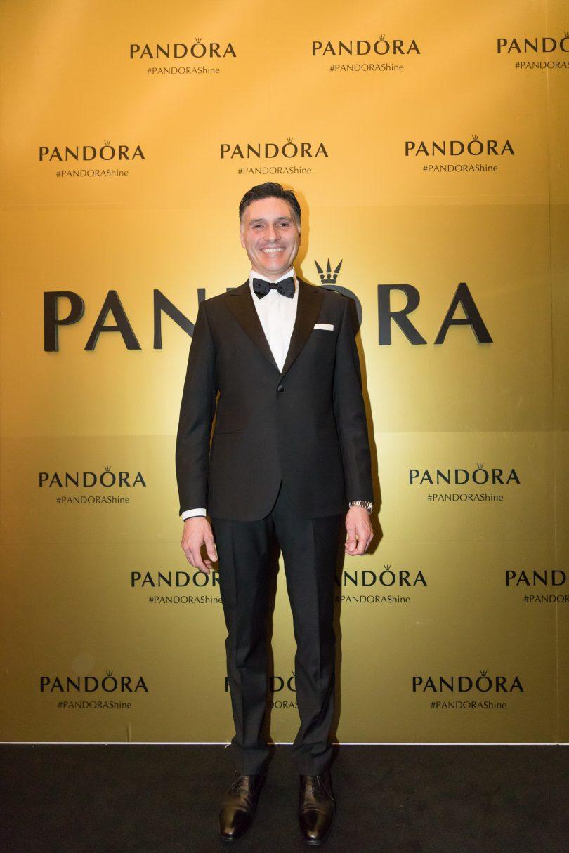 Party Pandora Massimo Basei