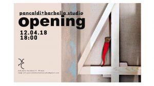 pancaldi+barbella studio