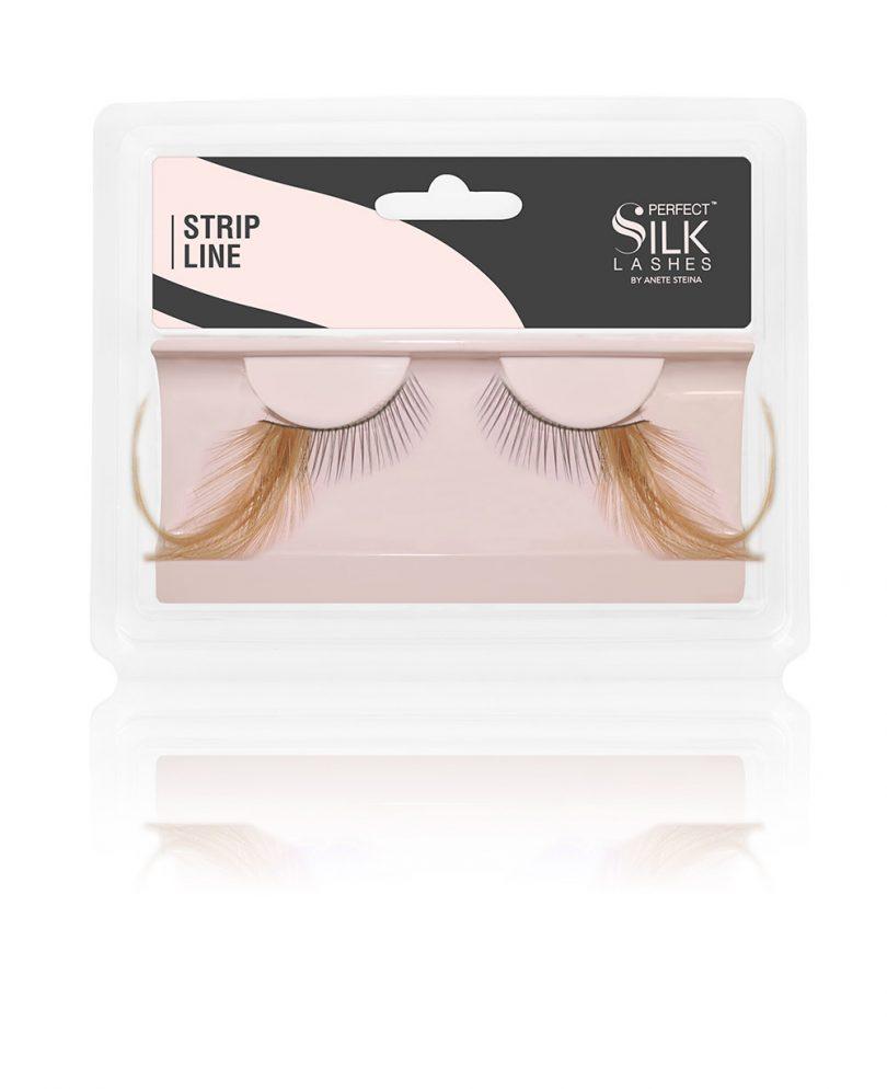 Ciglia finte con colla a nastro Perfect Silk Lashes
