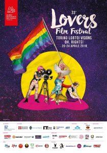 Lovers Film Festival 2018 Torino