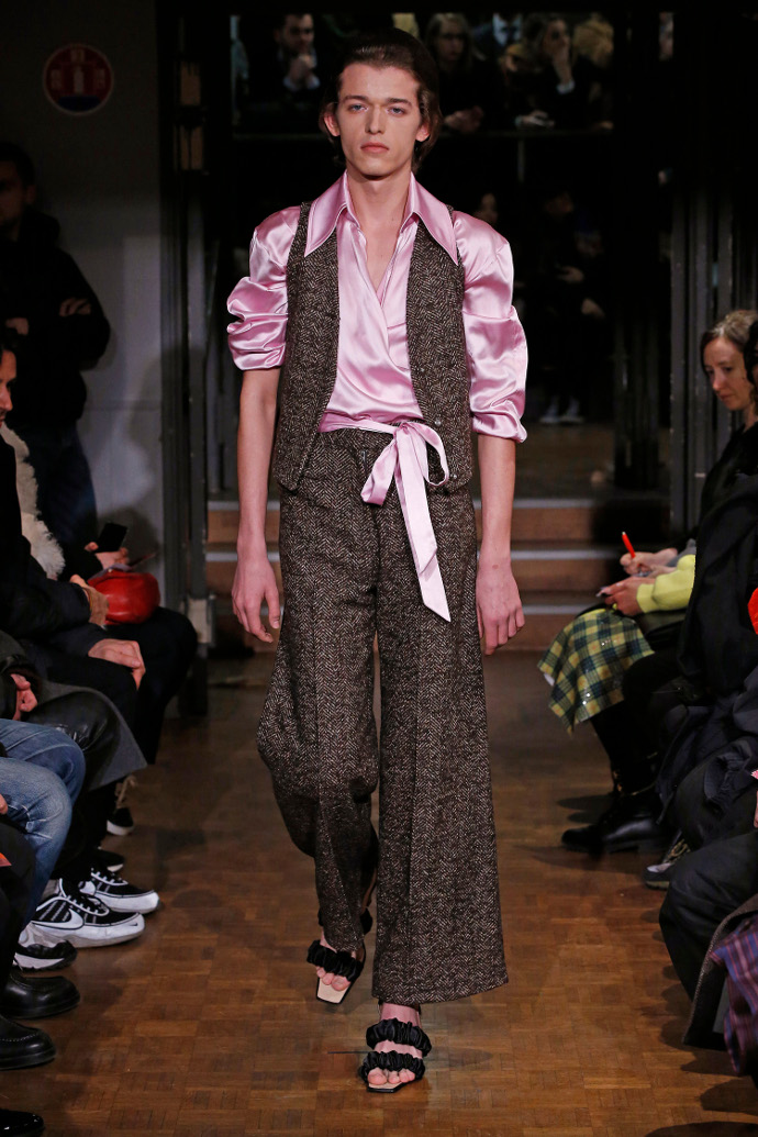 Neith Nyer Autunno/Inverno 2018