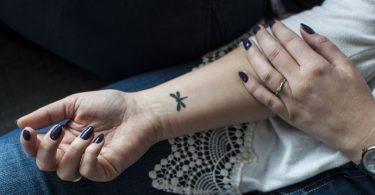 Cosa significano i tatuaggi piccoli