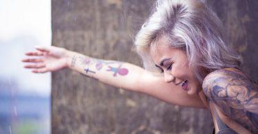Le parti del corpo più belle per i tatuaggi femminili