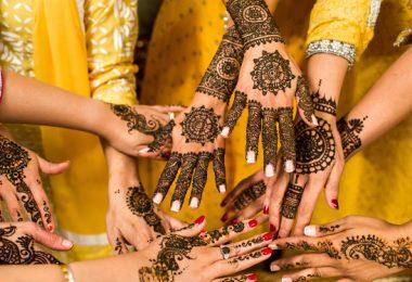 Tatuaggi all'henné